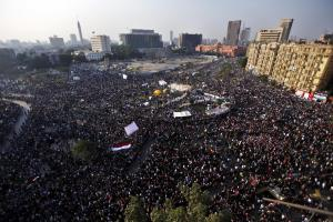 Ancora violenza in Piazza Tahrir