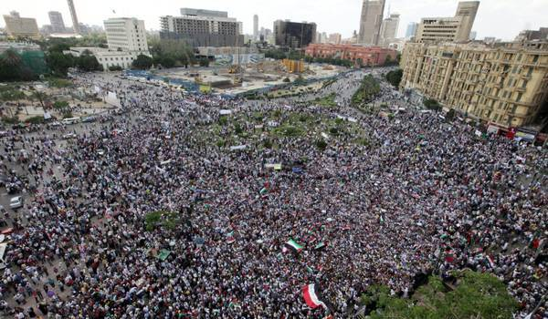 "Guide to writing a dissertation on the ""Arab Spring"""