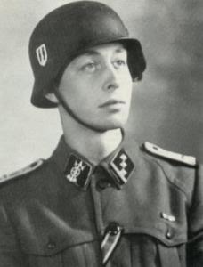 Pio_Filippani_Ronconi_in_Waffen-SS_uniform