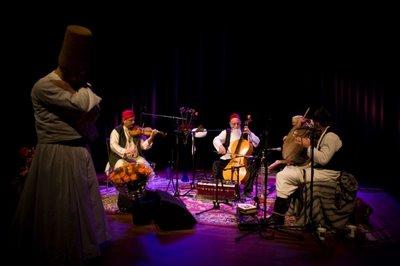 La Carovana dell'Amore – Musica e storie con Shaikh Hassan Dyck 13-15 Febbraio Ligonchio (Re)