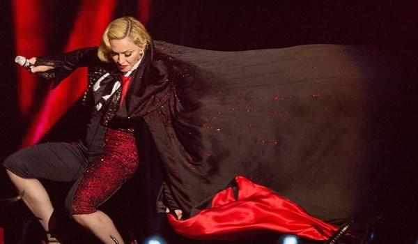 Madonna: dal capitombolo alla frana totale