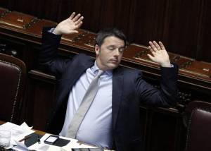 ++ Renzi,il tema 3% oggettivamente anacronistico ++