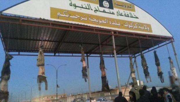 Falsità ed ipocrisia occidentali dell'orrore verso l'ISIS. Cap. 1: la barbarie