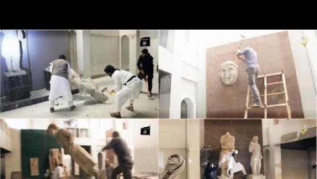 Falsità ed ipocrisia occidentali dell'orrore verso l'ISIS. Cap. 2: lo scempio dell'arte