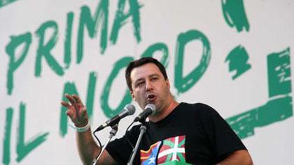 Le sparate antifasciste di Matteo Salvini: non sarebbe meglio smetterla?