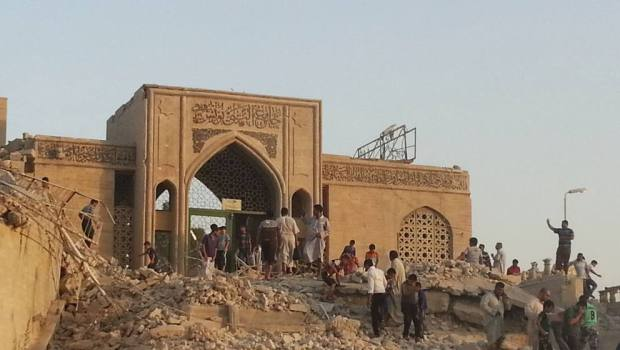 Falsità ed ipocrisia occidentali dell'orrore verso l'ISIS. Cap. 3: l'iconoclastia e la distruzione dei luoghi sacri