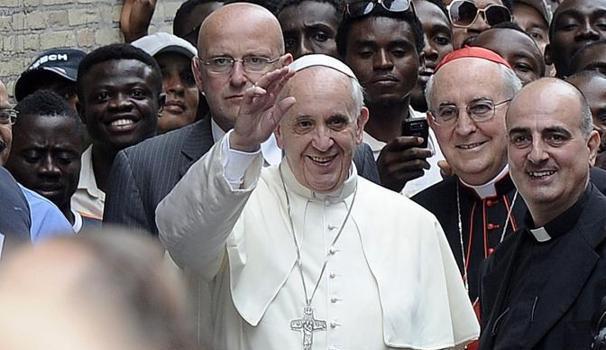 """La Chiesa cattolica e i """"migranti"""": a chi volete darla a bere?"""