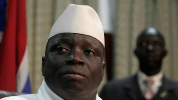 'If you do it here, I will slit your throat' – Gambia's president to homosexuals