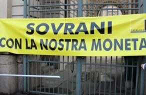 Banche e moneta debito: la politica al servizio dei potenti (Bergamo, 15 mag. 2015)