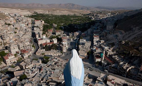 Maaloula ritorna alla Siria, la Vergine Maria ritorna a Maaloula