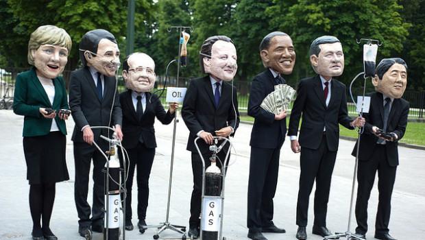 """Obama, il """"G7"""" e la dittatura americana sull'Europa"""