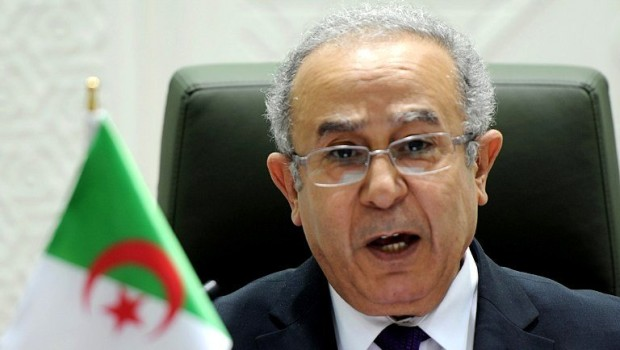 Lamamra tape du poing sur la table exigeant de l'UE le respect de la souveraineté algérienne