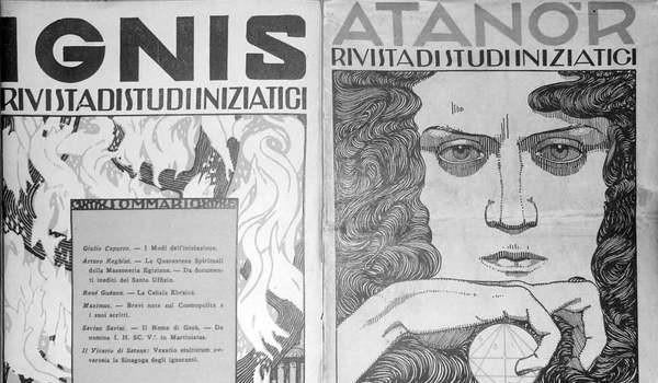 Arturo Reghini tra Fascismo e Tradizione (seconda parte)