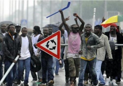L'Italia, una Ferguson al contrario