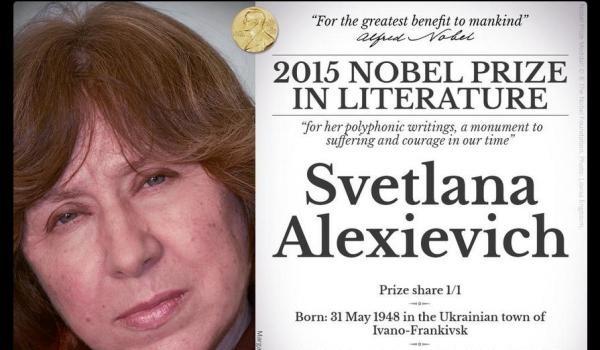 """""""Non rispetto il mondo russo di Putin e di Stalin"""": la farsa dei """"premi Nobel"""" continua"""