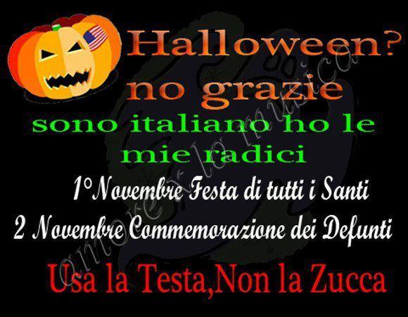 Perche Non Festeggiare Halloween.Halloween E Una Festa Di Un Calendario Senza Senso Il Discrimine