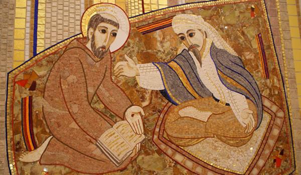 Sulla via di Dio non c'è odio, né violenza, né vendetta (Torino, 25 nov. 2015)