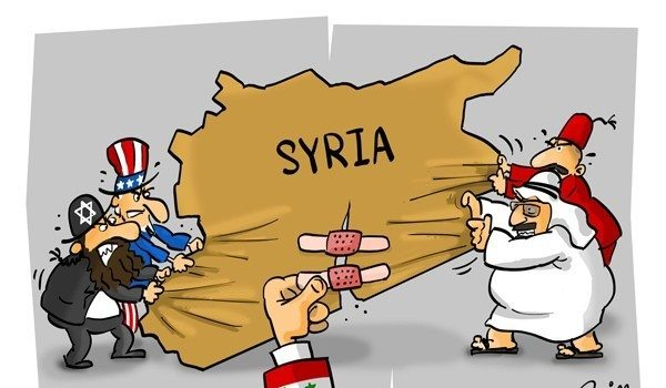 Attacco alla Siria (Modena, 19 apr. 2018)