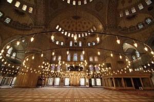 moschea_blu_interno