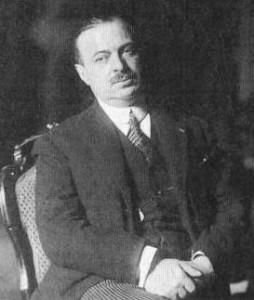 Alfredo Rocco (1875-1935), fratello di Arturo (1876-1942)