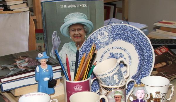 Le veline del regime: parlare sempre bene della Corona britannica