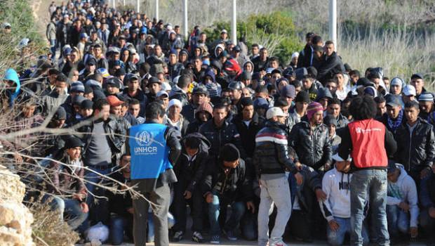 Un disastro della globalizzazione: i flussi migratori