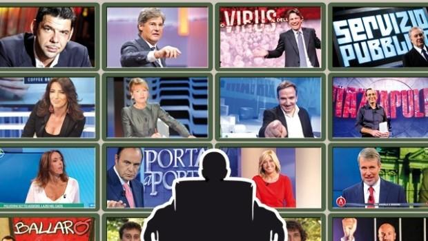 Come ti manipolo il tele-suddito: la grottesca caricatura dell'Islam dei talk show