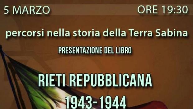 Rieti repubblicana 1943-1944 (Rieti, 5 mar. 2016)
