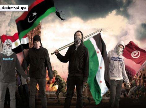 Alfredo Macchi, Rivoluzioni S.p.A. Chi c'è dietro la primavera araba, Alpine Studio, Lecco 2012