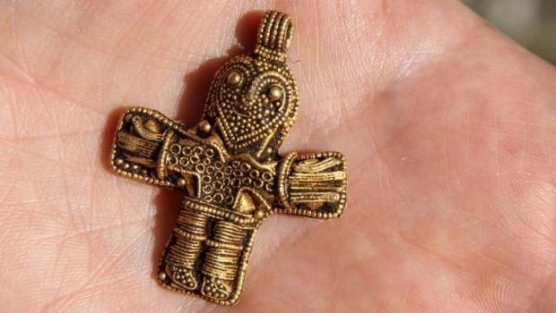 La Divina Concordia in un monile danese