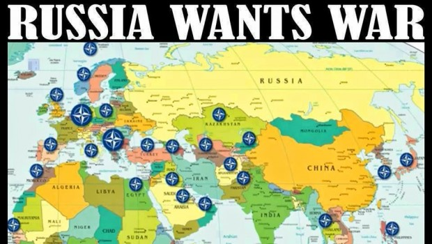Navi americane intorno alla Russia: provocazione russa!