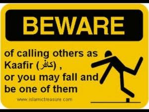 kafir_warning
