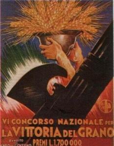 """Dalla """"Battaglia del grano"""" e la raggiunta autonomia alimentare alla svendita dell'agricoltura italiana"""