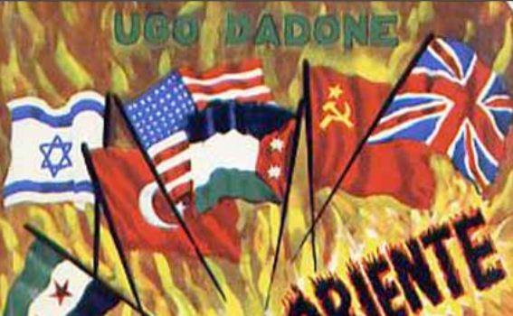 Ugo Dadone – Fiamme ad Oriente (C.E.N., Roma 1958)
