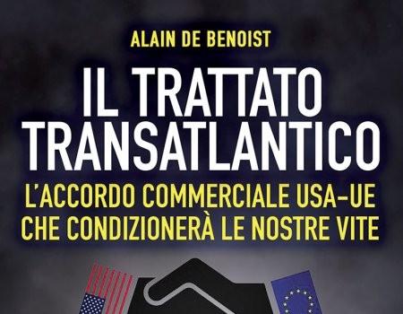 Il Trattato transatlantico (Modena, 7 mag. 2016)