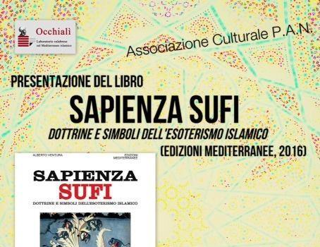 Sapienza sufi (Cosenza, 13 mag. 2016)