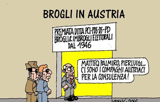 Elezioni austriache: un brodino (verde) per l'ammalato europeo