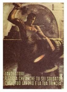 Boccasile - Fabbro