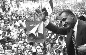 "Jamâl 'abd en-Nâsir (Nasser), simbolo del ""socialismo arabo"""