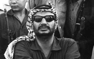 """Per più di vent'anni, la classica immagine del """"terrorista arabo"""" è stata quella di Yasser Arafat"""