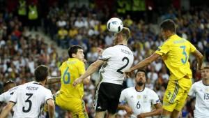 """La """"partita"""" tra Germania ed Ucraina non è solo calcistica..."""