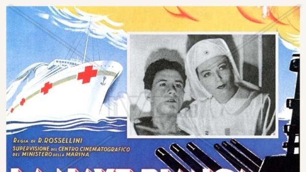 """L'arma più forte / 2 – """"La nave bianca"""" e l'antifascismo posticcio di Roberto Rossellini"""