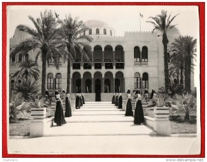 Il palazzo del Governatore della Libia, Italo Balbo