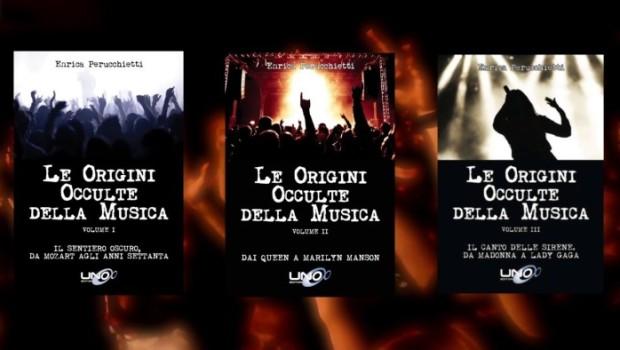 Enrica Perucchietti, Le origini occulte della musica. Vol II: dai Queen a Marilyn Manson, Uno, Orbassano 2015