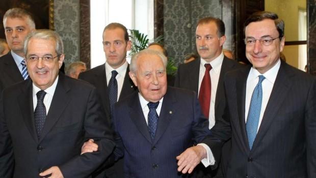 Ciampi, un banchiere che ha trasformato la politica in strumento del sistema bancario