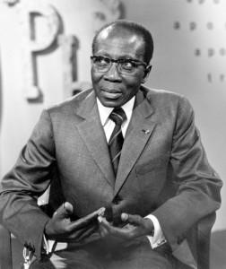 Léopold Senghor (1906-2001)