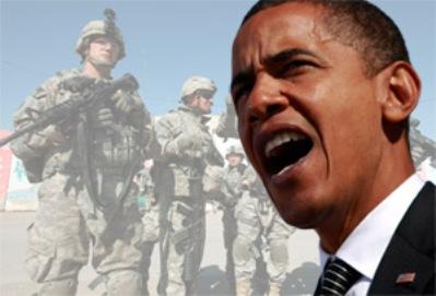 Obama: un presidente col vizietto della guerra mondiale