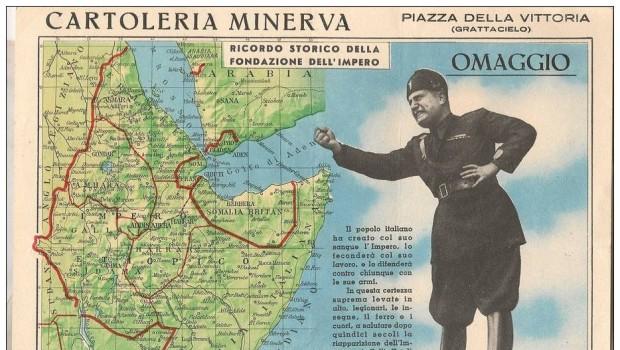 A.O.I.: ultimo vero impero, 80 anni fa (Spoleto, 17 nov. 2016)