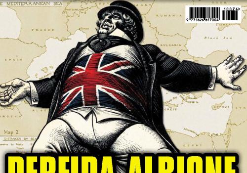 Il balletto dei trattati. 1915-18: il doppio gioco inglese trascina l'Italia nella Prima guerra mondiale