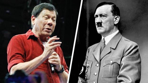 """Duterte contro la droga? Il """"nuovo Hitler"""" è servito!"""